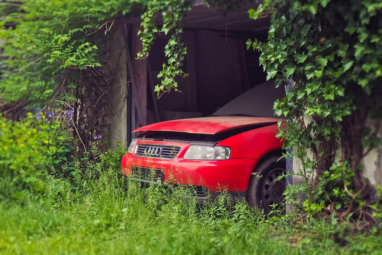 Co zrobić ze starym autem?