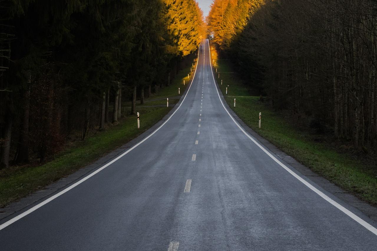 Ostrożnie na drodze